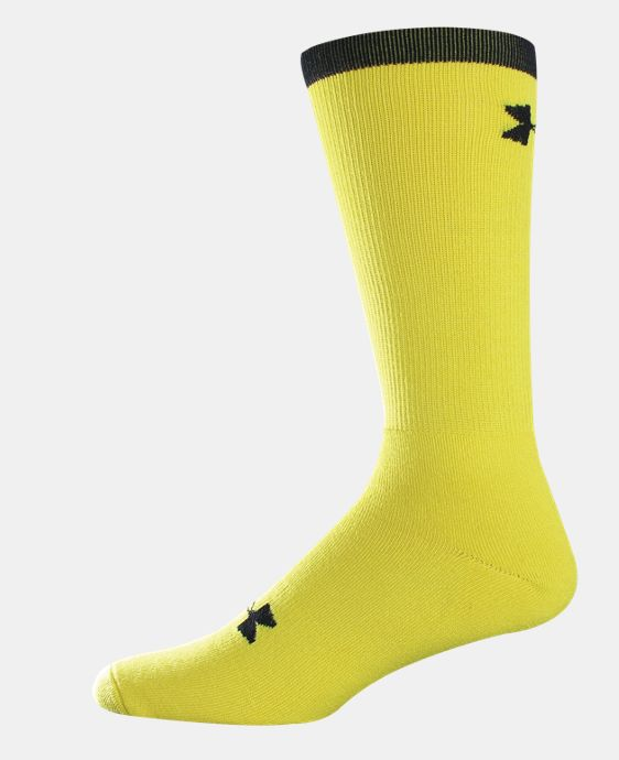 UA Maryland Taxi Crew Socks LIMITED TIME: FREE U.S. SHIPPING 1 Color $9.99