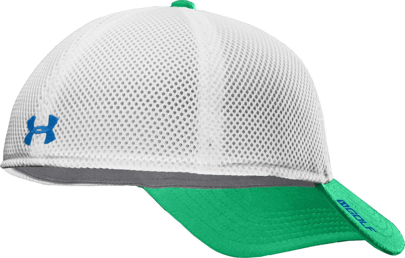 Men's UA Classic Stretch Fit Cap, Feisty, undefined