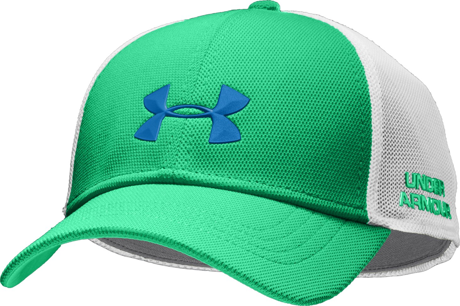 Men's UA Classic Stretch Fit Cap, Feisty
