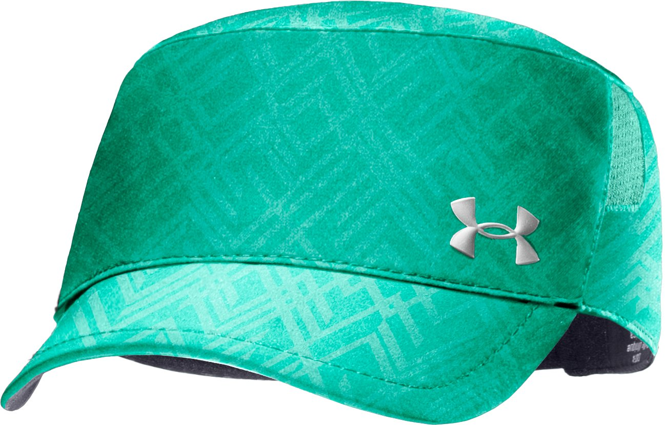 Women's UA Here I Go Hat, EMERALD LAKE