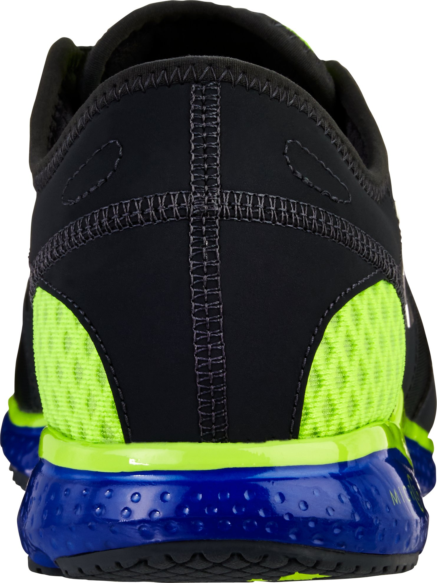 Men's Micro G® Neo Mantis Running Shoes, HYPER GREEN