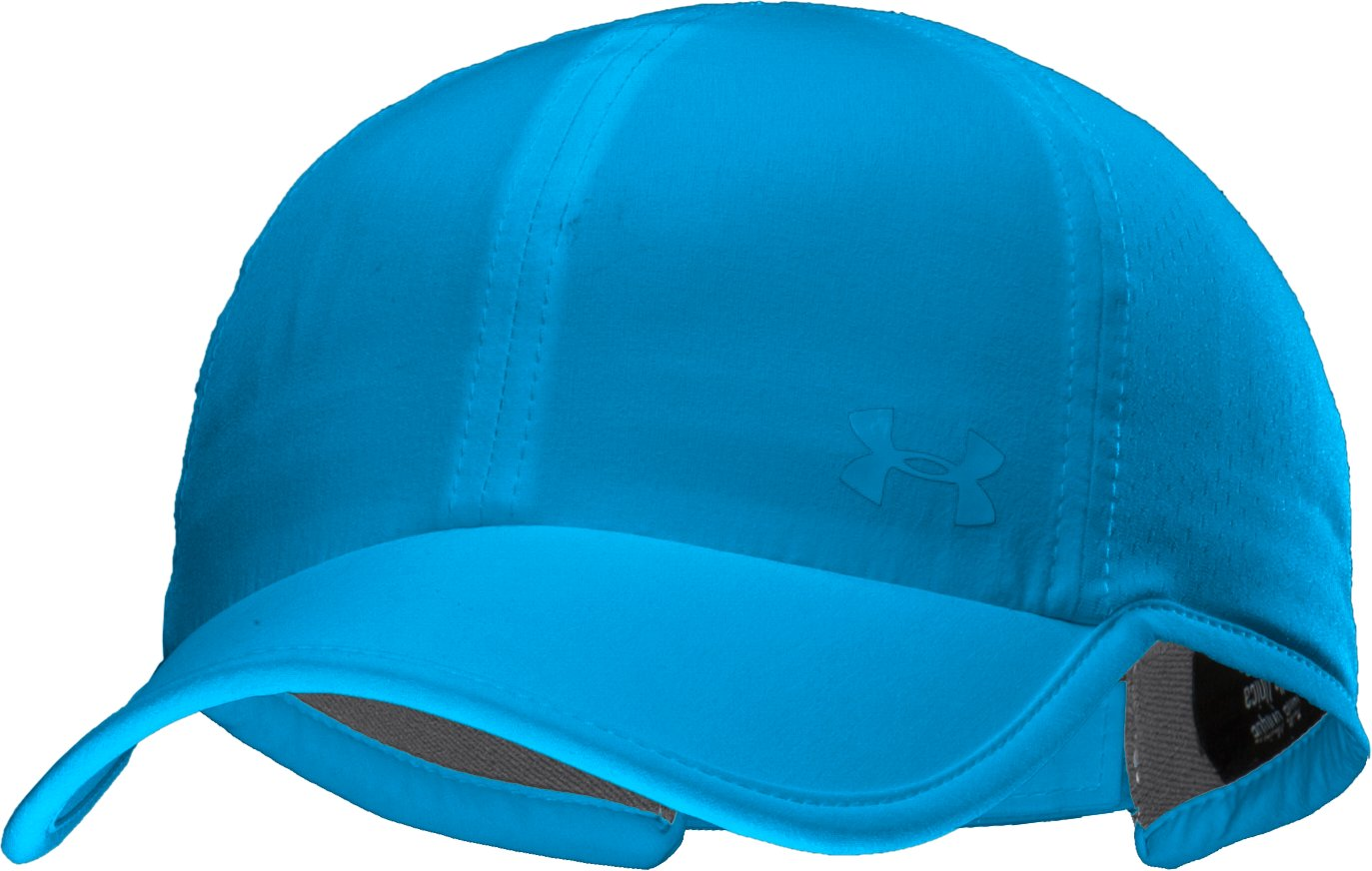 Women's UA ArmourVent™ Adjustable Hat, ELECTRIC BLUE, zoomed image