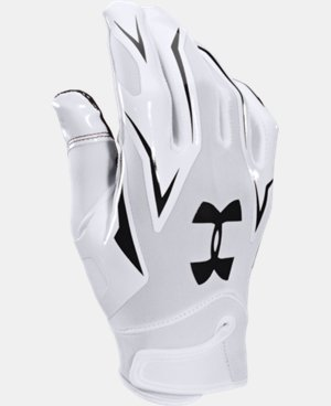 Men's UA F4 Football Gloves  1 Color $29.99