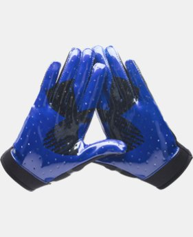 Boys' UA F4 Football Gloves