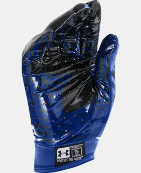 Men's UA Nitro Warp Football Gloves