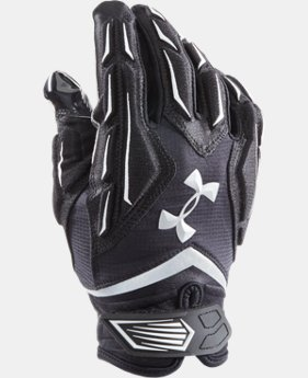 Men's UA Nitro Warp Padded Football Gloves  1 Color $37.99