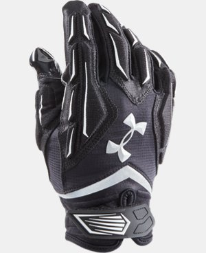 Men's UA Nitro Warp Padded Football Gloves LIMITED TIME: FREE U.S. SHIPPING 1 Color $37.99