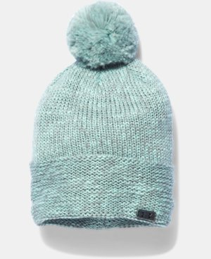 Women's UA StudioLux® Beanie  1 Color $34.99