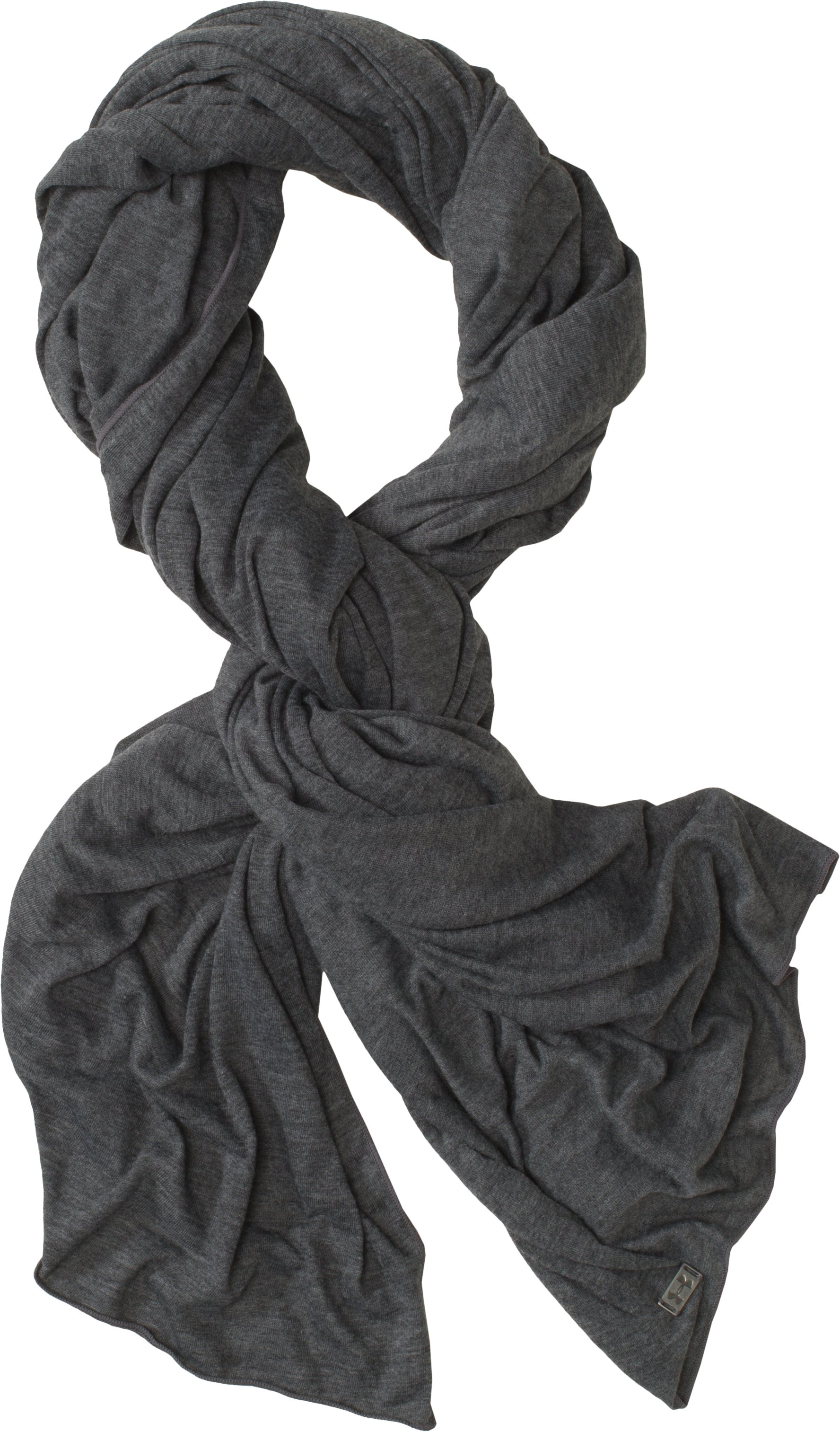 Women's UA Street Sleek Scarf, Black , zoomed image