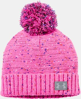 Girls' UA Speckle Beanie