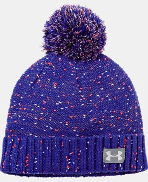 Girls' UA Speckle Beanie LIMITED TIME: FREE U.S. SHIPPING  $24.99