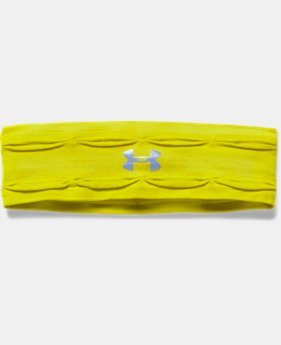 Girls' UA Perfect Headband  3 Colors $11.99