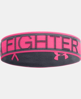 Women's UA Power In Pink® Reversible Headband