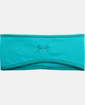 Women's UA Fleece Headband  1 Color $11.99