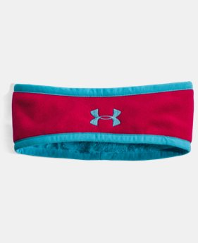 Girls' UA Fleece Headband