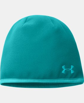 Women's UA Storm ColdGear® Infrared Fleece Beanie  2 Colors $17.99