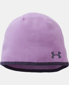 Women's UA Storm ColdGear® Infrared Fleece Beanie LIMITED TIME: FREE U.S. SHIPPING 1 Color $17.99
