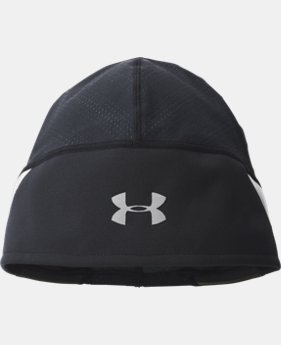 Men's UA ColdGear® ArmourVent™ Run Beanie