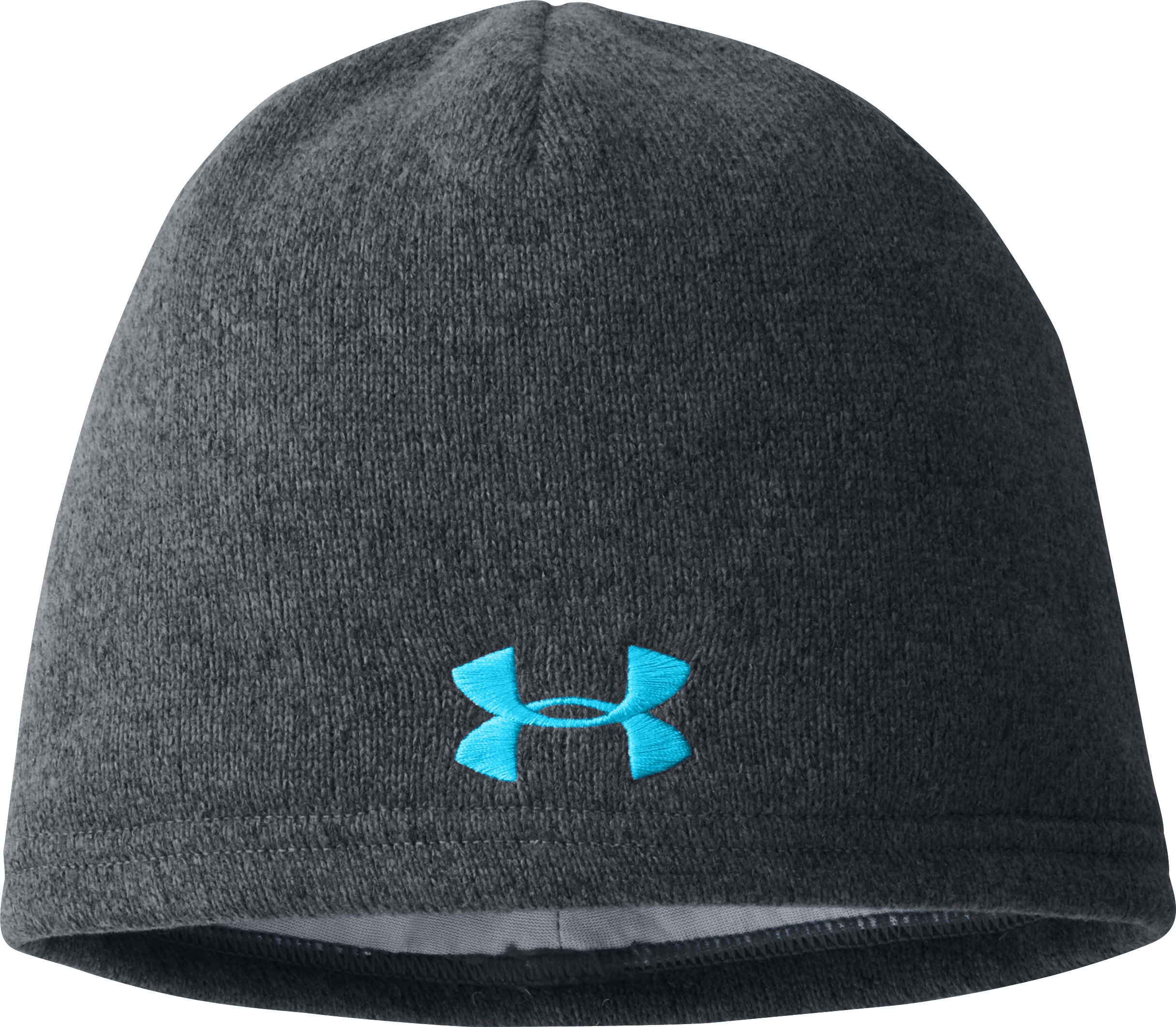 Men's UA ColdGear® Infrared Golf Storm Beanie, ANTHRACITE