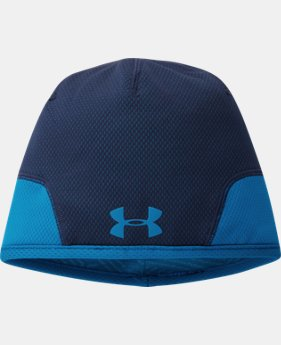 Men's UA ColdGear® Infrared Thermo Beanie  1 Color $19.99
