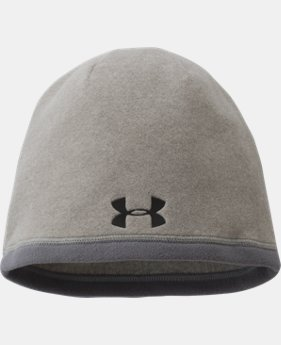 Men's UA ColdGear® Infrared Elements Storm Beanie   $29.99