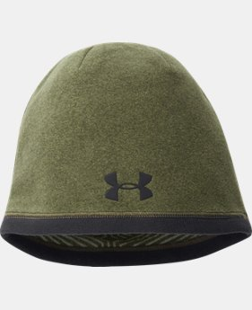 Men's UA ColdGear® Infrared Elements Storm Beanie LIMITED TIME: FREE U.S. SHIPPING  $29.99