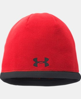 Men's UA ColdGear® Infrared Elements Storm Beanie LIMITED TIME: FREE U.S. SHIPPING 1 Color $22.99