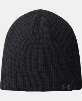 Men's UA Basic Beanie  1 Color $24.99