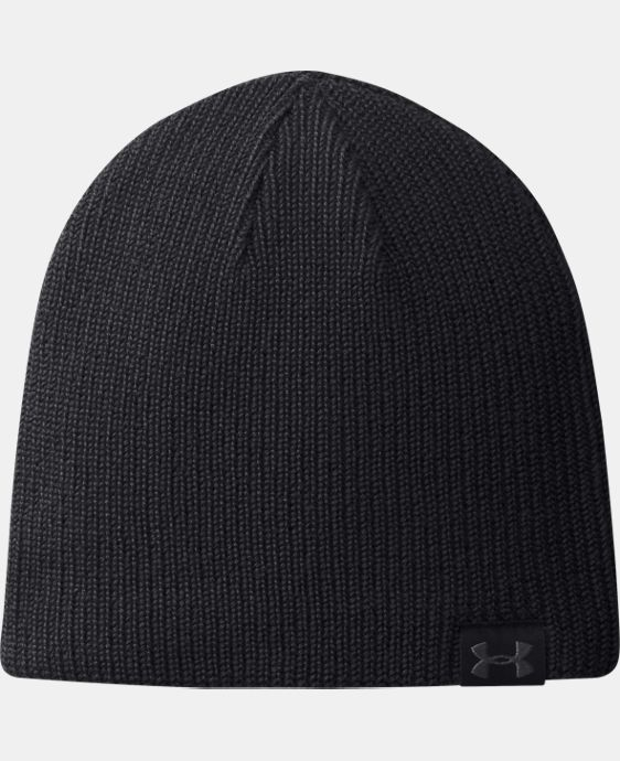 Men's UA Basic Beanie   $24.99