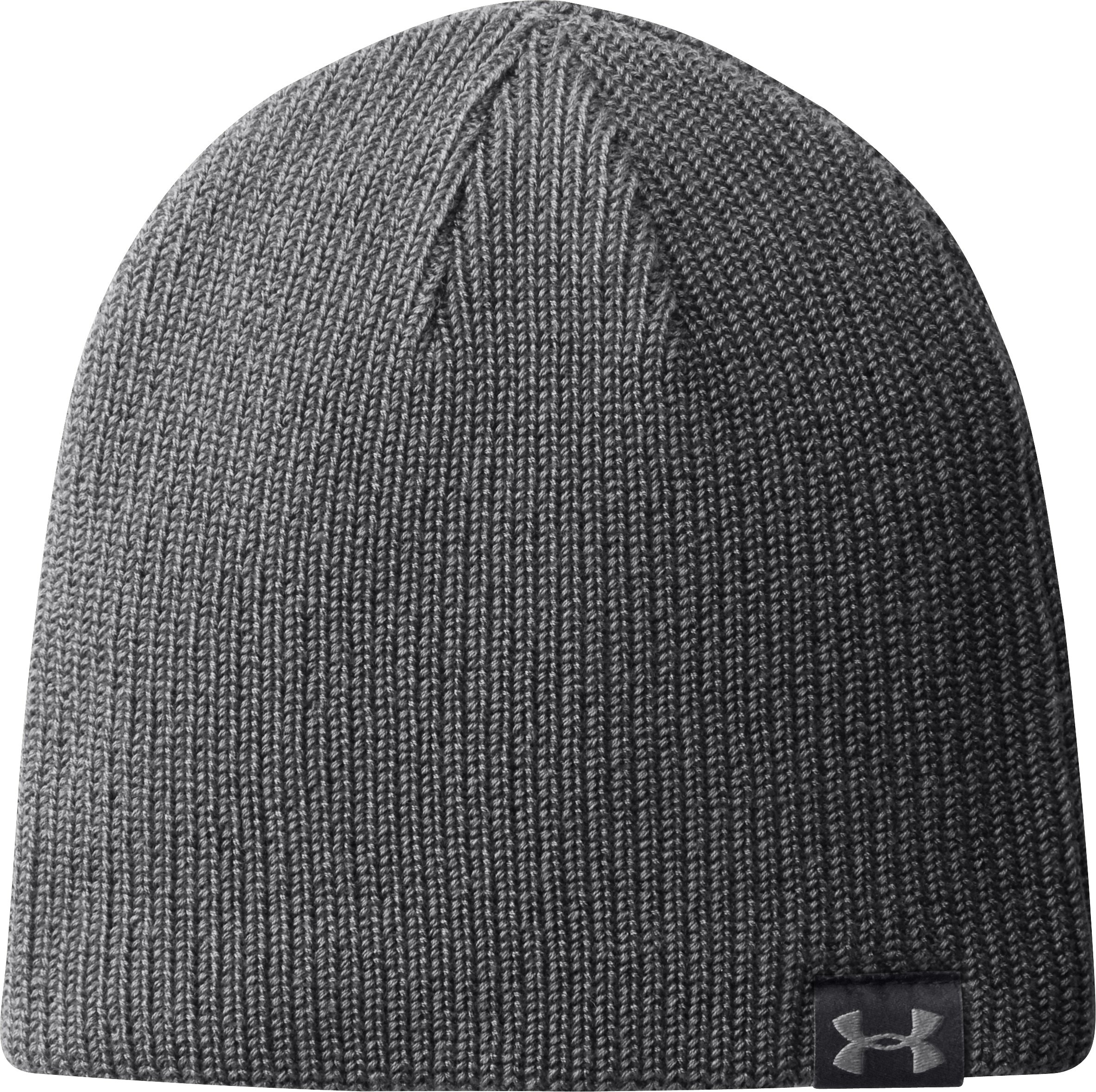 Men's UA Basic Beanie, Graphite