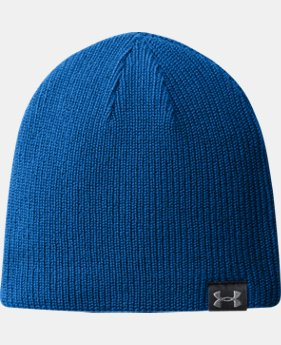 Men's UA Basic Beanie  2 Colors $13.99 to $14.99