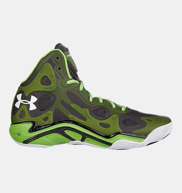 buy online bfbfd 2ddbd Men s UA Micro G® Anatomix Spawn 2 Basketball Shoes   Under Armour US