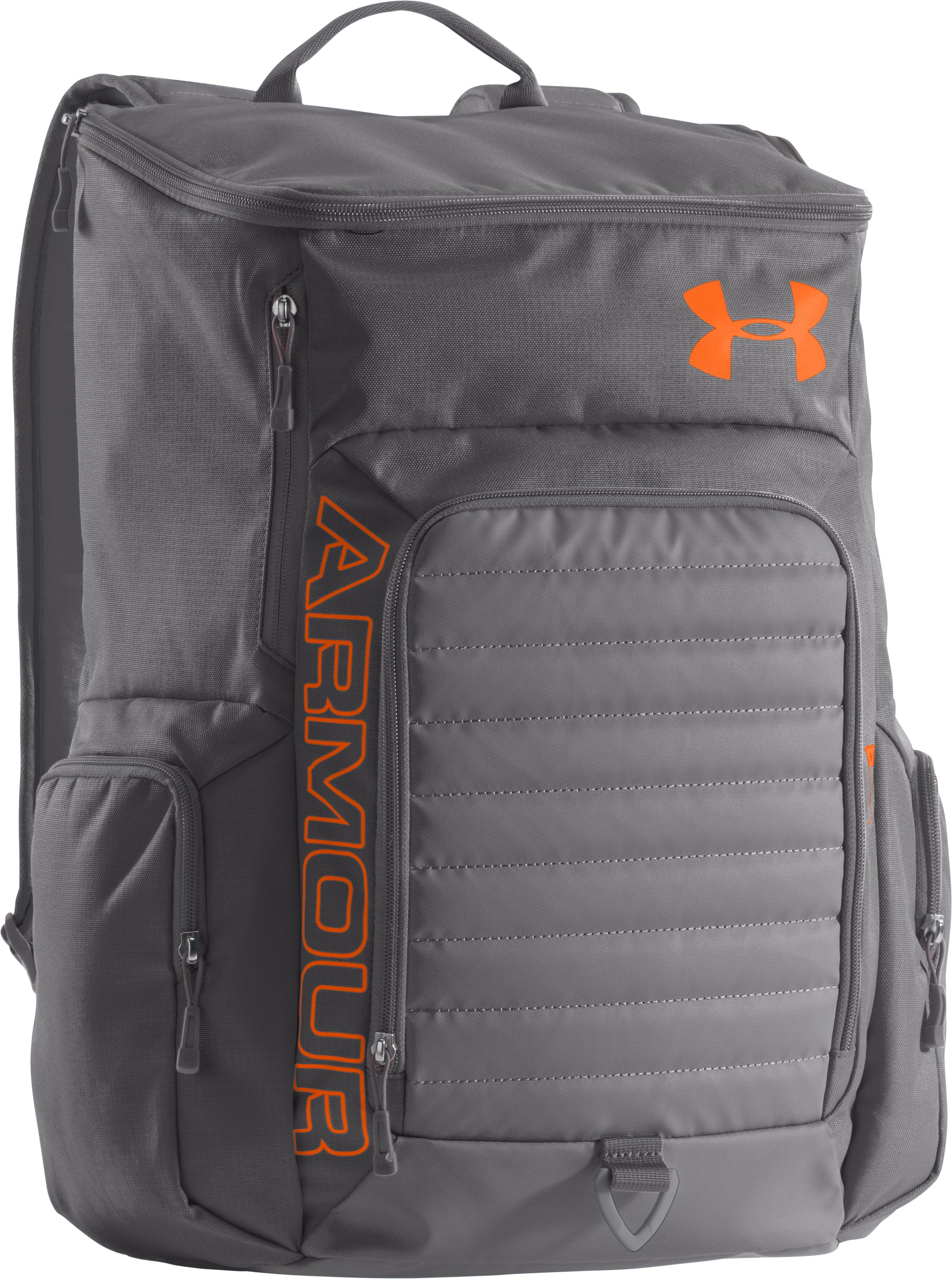 UA VX2-Undeniable Backpack, Graphite, zoomed image