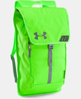 UA Storm Tech Pack LIMITED TIME: FREE U.S. SHIPPING 1 Color $22.49