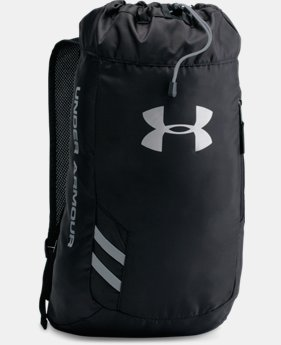 UA Trance Sackpack  4 Colors $34.99