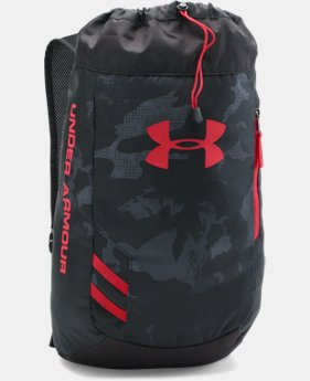 UA Trance Sackpack LIMITED TIME: FREE U.S. SHIPPING 1 Color $26.99