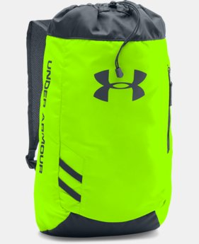 UA Trance Sackpack  1 Color $34.99