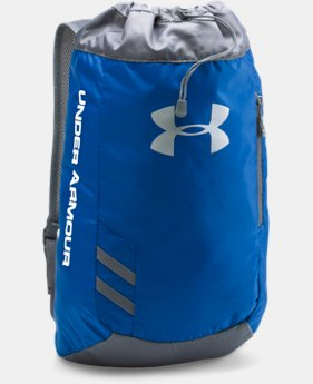 UA Trance Sackpack  3 Colors $34.99