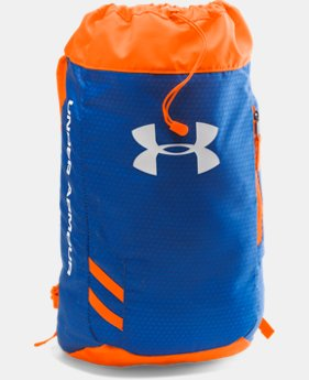 UA Trance Sackpack LIMITED TIME: FREE U.S. SHIPPING  $26.99