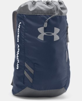 UA Trance Sackpack LIMITED TIME: FREE SHIPPING 2 Colors $39.99