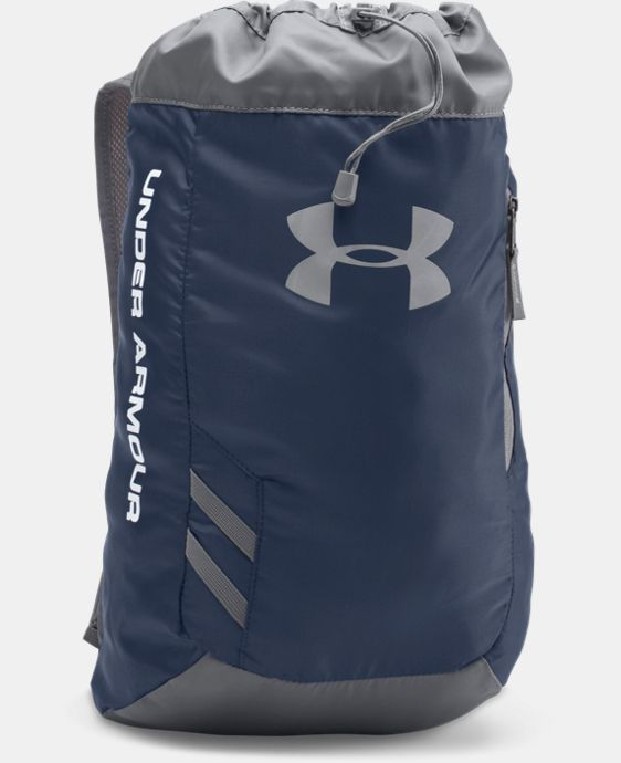 UA Trance Sackpack  5 Colors $39.99