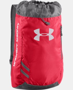 UA Trance Sackpack LIMITED TIME: FREE U.S. SHIPPING 3 Colors $34.99