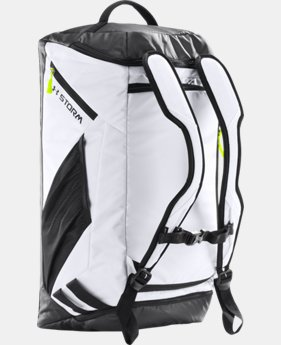 UA Storm Contain Backpack Duffle