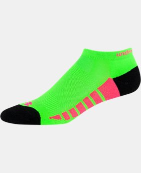Women's UA Selective Cushion Run Socks