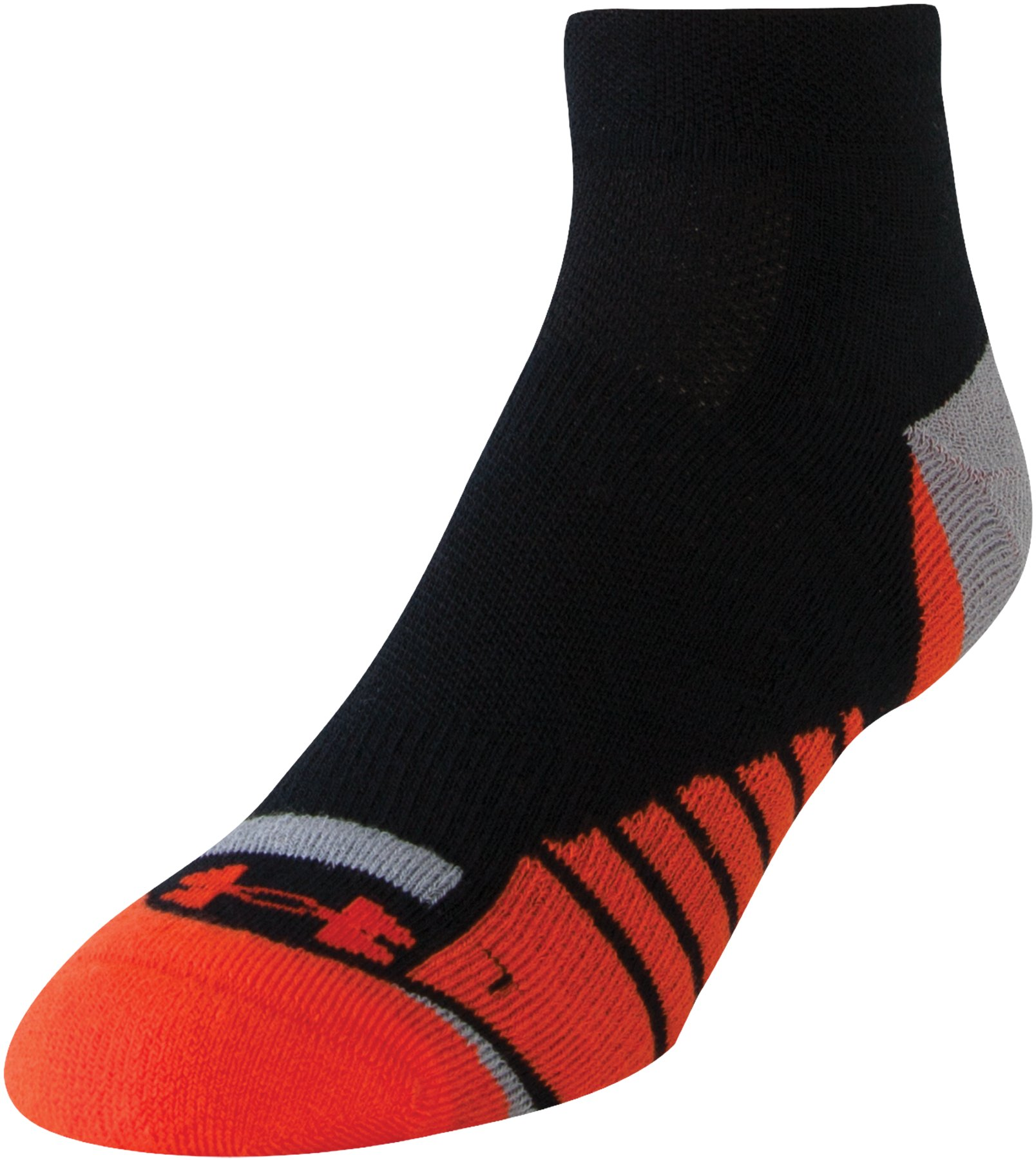 Men's UA Selective Cushioning Lo Cut Socks, Black