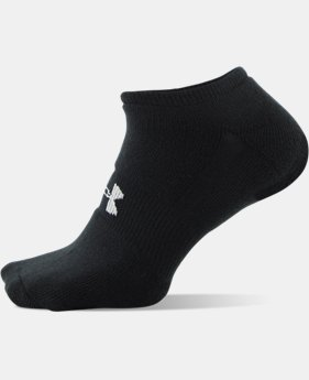 3-Pack Men's UA HeatGear® SoLo Socks 3-Pack  1 Color $14.99