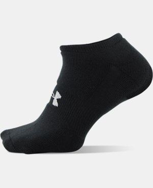 Best Seller Men's UA HeatGear® SoLo Socks 3-Pack LIMITED TIME: FREE U.S. SHIPPING 1 Color $14.99
