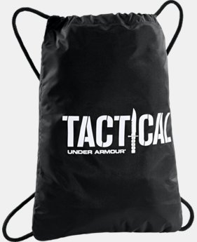 UA Tactical Sackpack  1 Color $24.99