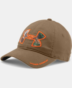 Men's UA Caliber Cap  1 Color $18.99