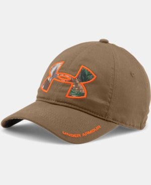 Men's UA Caliber Cap LIMITED TIME: FREE U.S. SHIPPING 1 Color $14.24